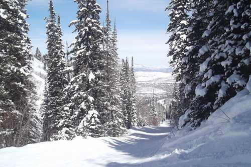 Park City Ski Resort by: Doug Parker
