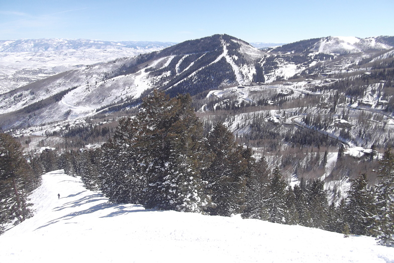 Diamond Ridge, The Canyons