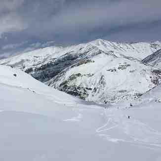 Fresh snow, Dizin