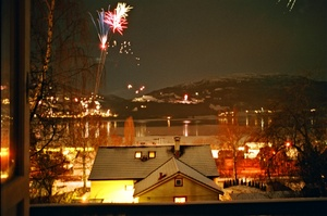 Voss at New Year (2) photo