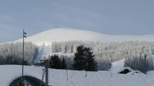 Trysil Ski Resort by: Sarah Wood