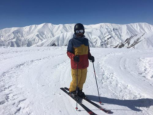 Shemshak Ski Resort by: Mohammad Mehdi Ashoori