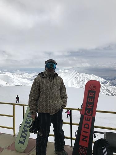 Darbandsar Ski Resort by: Majid jalilvand