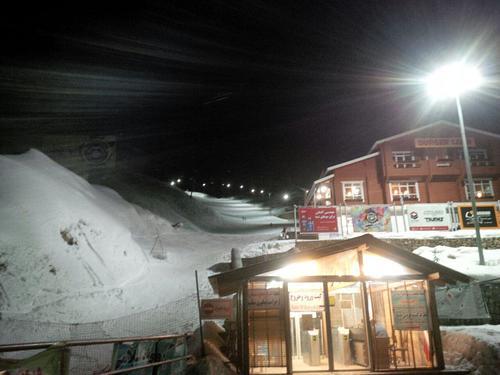 Darbandsar Ski Resort by: humannnnnnnn