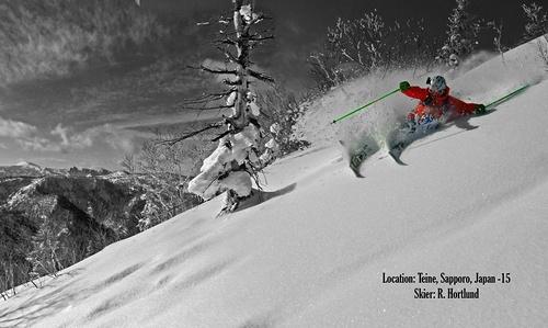 Sapporo Teine Ski Resort by: Robert Hortlund