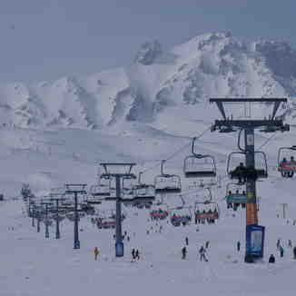 MT.ERCiYES Ski Centre, Erciyes Ski Resort