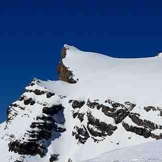 Glacier's tip, Gstaad Glacier 3000