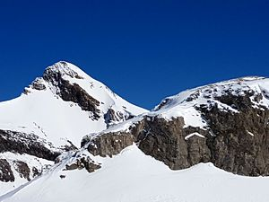 Oldenhorn, Gstaad Glacier 3000 photo