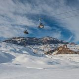 Shahdag Mountain Resort - chair lifts, Azerbaijan
