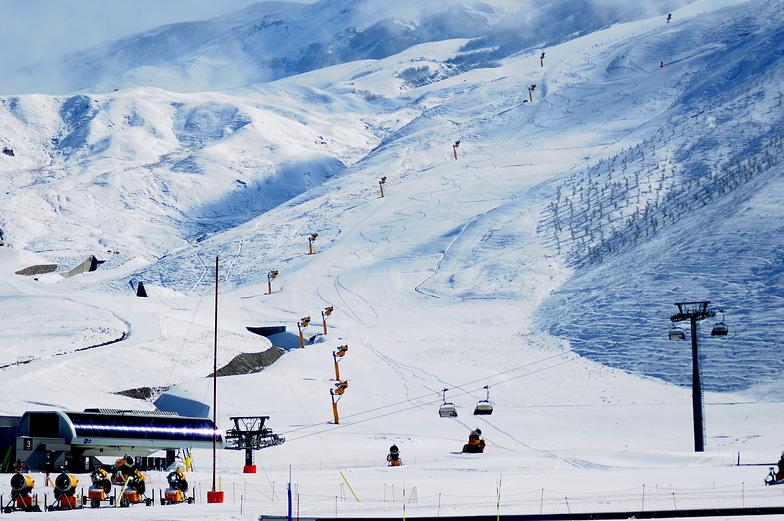 Lift Base, Shahdag Mountain Resort