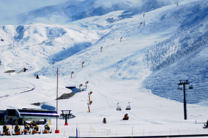 Lift Base, Shahdag Mountain Resort photo