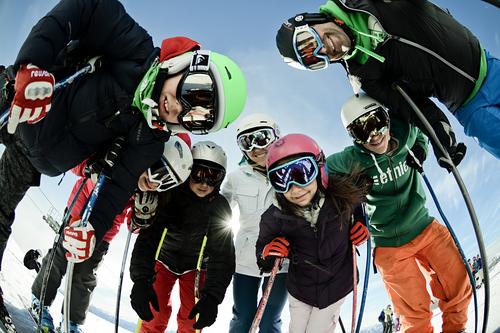 Chapelco Ski Resort by: alejandro ferreira