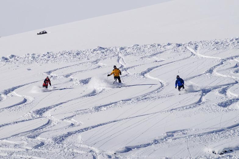 Antillanca Fresh snow 2017