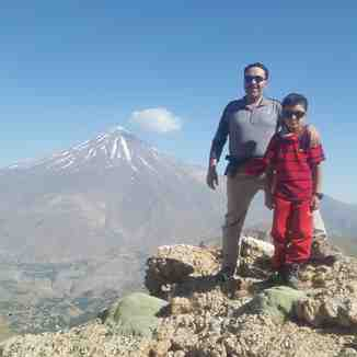 damavand peak pashoreh, Mount Damavand