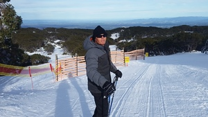 Mt Baw Baw bluebird day 22nd July 2017, Mount Baw Baw photo