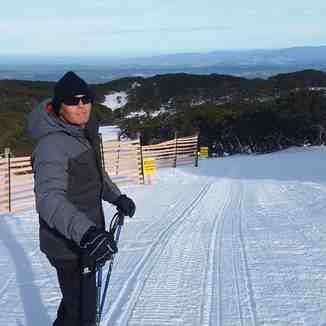 Mt Baw Baw bluebird day 22nd July 2017, Mount Baw Baw