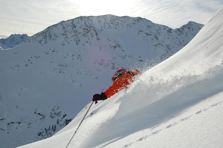 Arlberg, Stuben am Arlberg