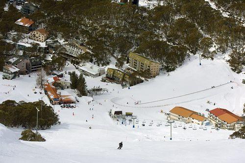 Falls Creek Ski Resort by: Snow Forecast Admin