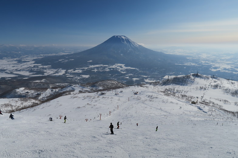 Mt.Youtei, Niseko Village