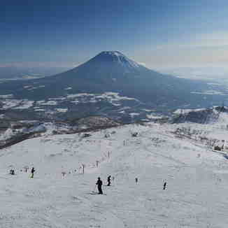 Mt.Youtei, Niseko Village