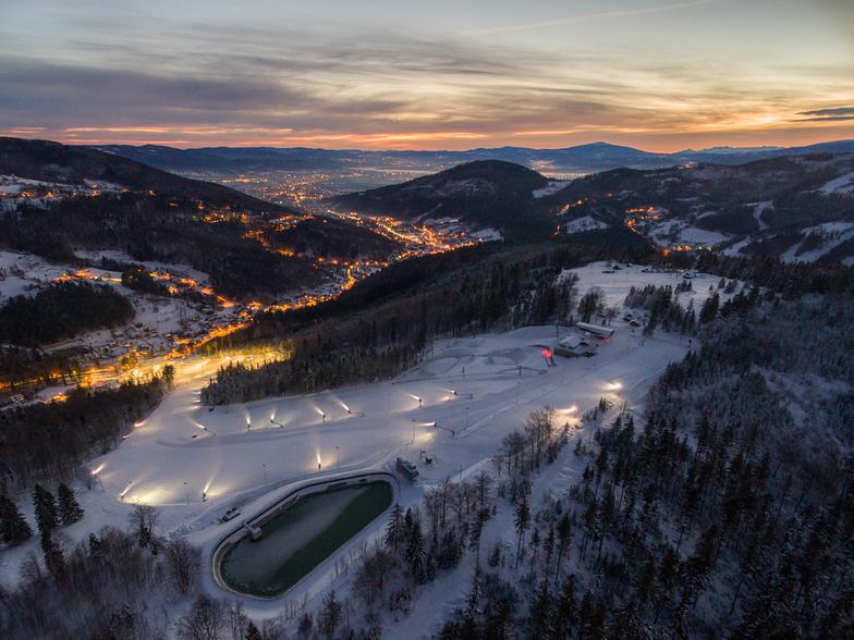Szczyrk - Beskid Sport Arena snow