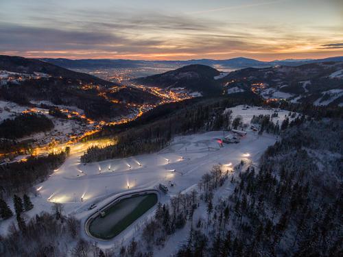 Szczyrk - Beskid Sport Arena  Справочник по курорту