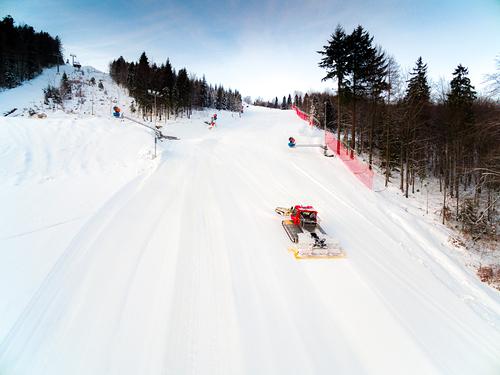 Szczyrk - Beskid Sport Arena Ski Resort by: Jacek Żur
