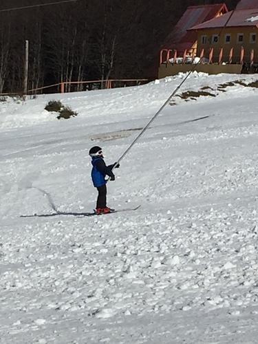 El Fraile Ski Resort by: Jorge Ortiz I.