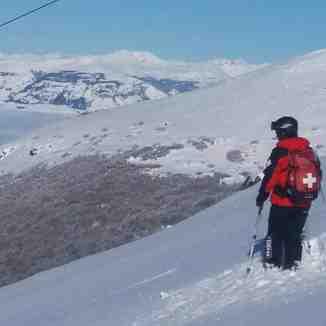 Patrullas de Ski de Chile - Sección Coyhaique, El Fraile