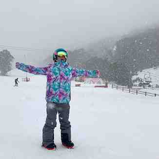 Thredbo Snow