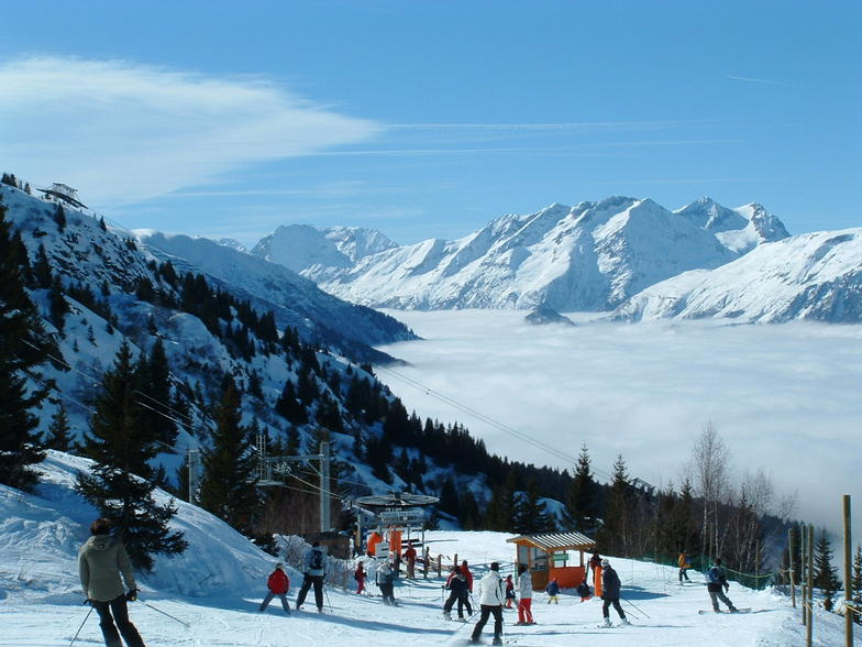 Montferais, Alpe D'Huez - February 2004