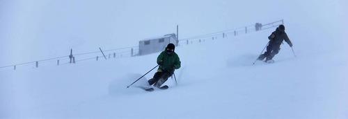 Manganui Ski Resort by: Morgan Davies