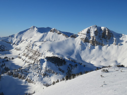 Jackson Hole Ski Resort by: Jean-Christophe Morin
