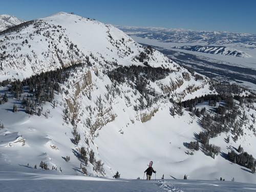 Jackson Hole Ski Resort by: Jean-Christophe Morin