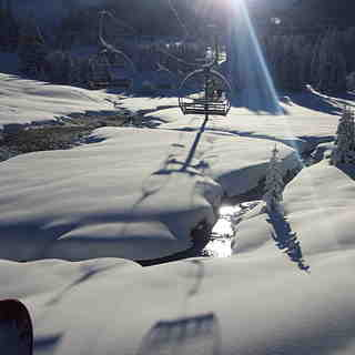 Morzine Snow: A stunning morning