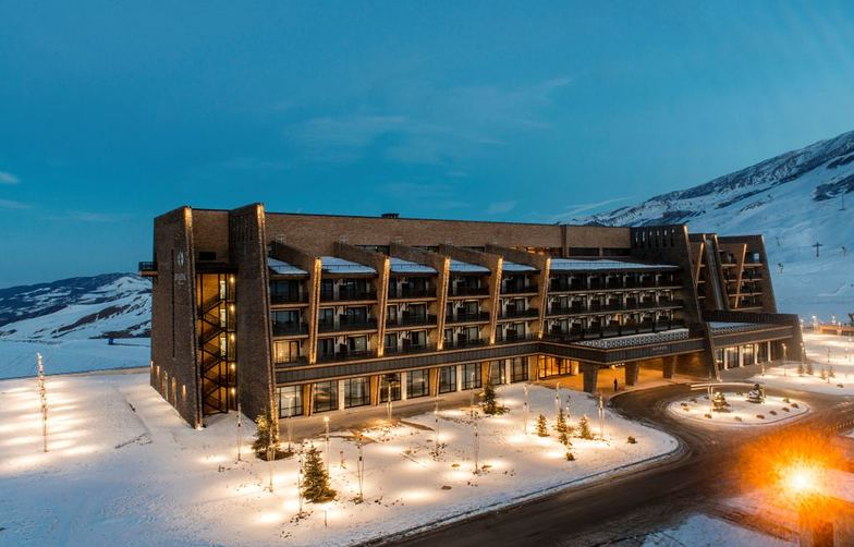 Shahdag Hotel&Spa, Shahdag Mountain Resort