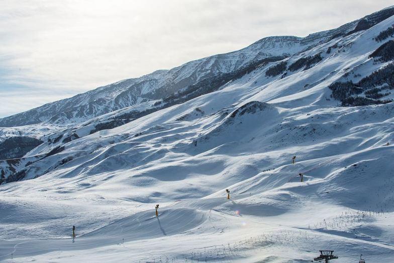 Shahdag Mountain Resort Ski Run