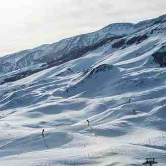 Shahdag Mountain Resort Ski Run