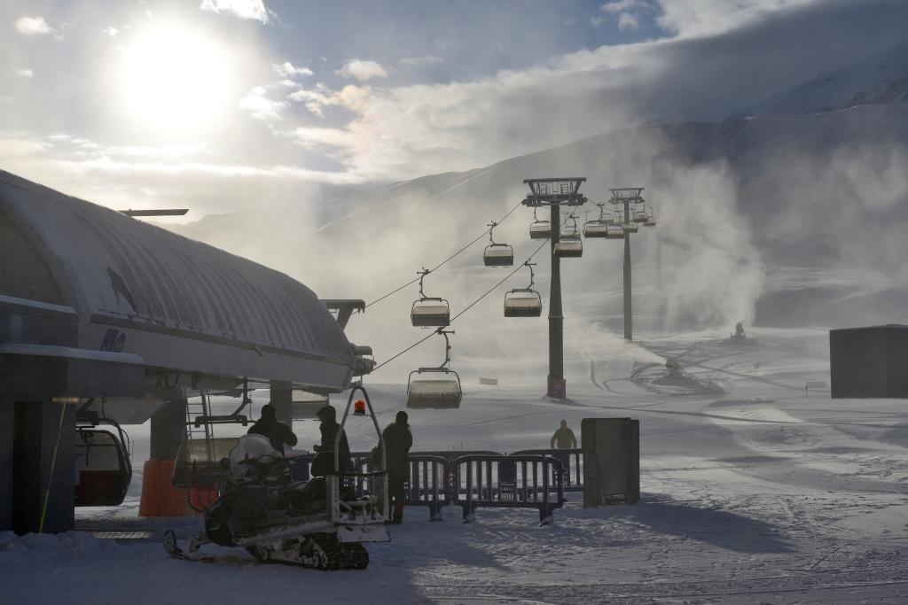 Ski Lift, Shahdag Mountain Resort