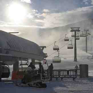 Ski Lift, Shahdag Mountain Resort