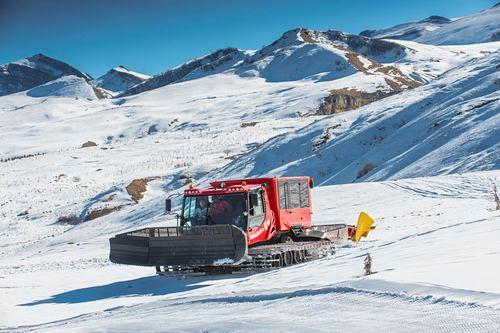 Shahdag Mountain Resort Ski Resort by: Gulnar Mustafayeva