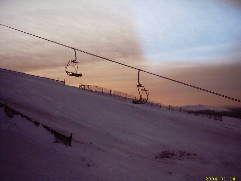 Sunset Chairs, Nevis Range