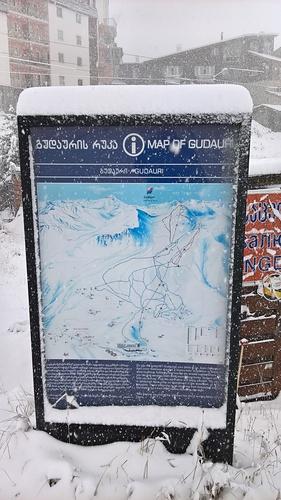Gudauri Ski Resort by: s wi