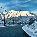 Ziria mountain, Ziria of Corinth Ski Center