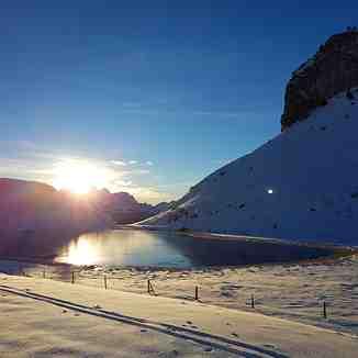 Lac d'Ai, Leysin