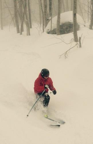 Mont Tremblant Ski Resort by: Francois Nadeau
