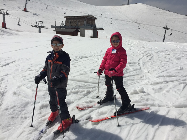 Skiig in Zaarour, Zaarour Club