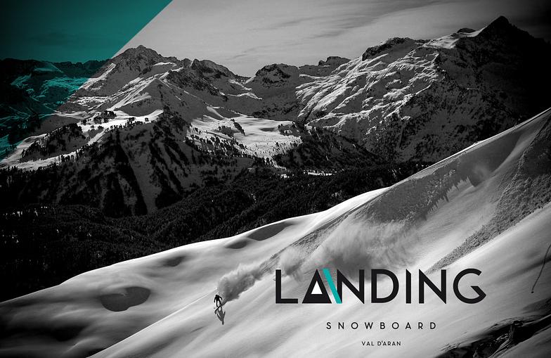 Landing Snowboard - Baqueira, Baqueira/Beret