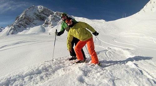Courchevel Ski Resort by: marcus sawkins