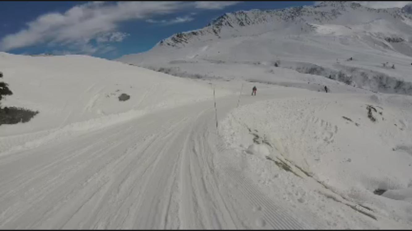 Long and slow, Chamonix